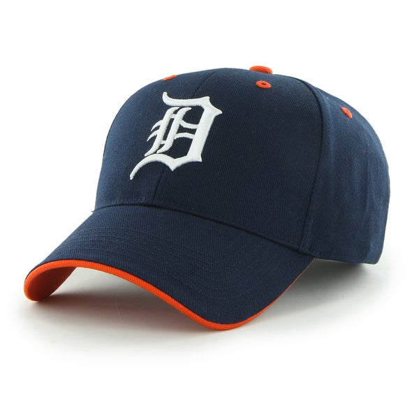Detroit Tigers MLB Youth Fit Money Maker Cap