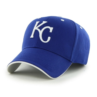 Kansas City Royals MLB Youth Fit Money Maker Cap