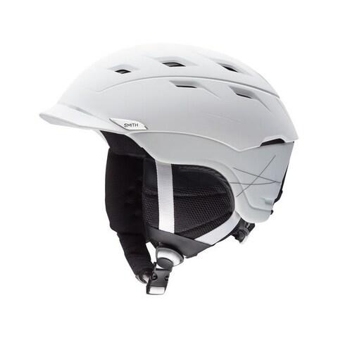 Smith Optics Variance Men's White Snow Helmet