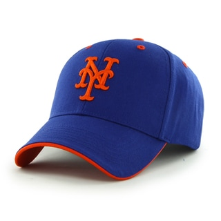 New York Mets MLB Youth Fit Money Maker Cap