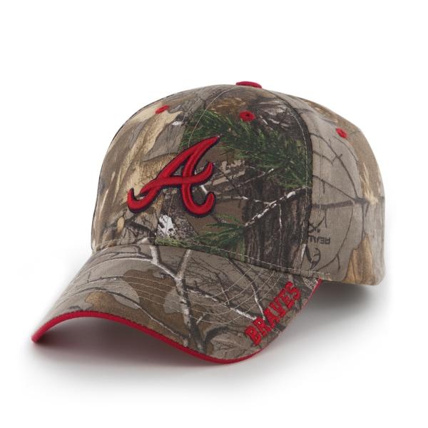 Atlanta Braves MLB RealTree Cap