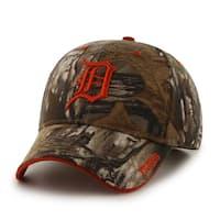 Detroit Tigers MLB RealTree Cap