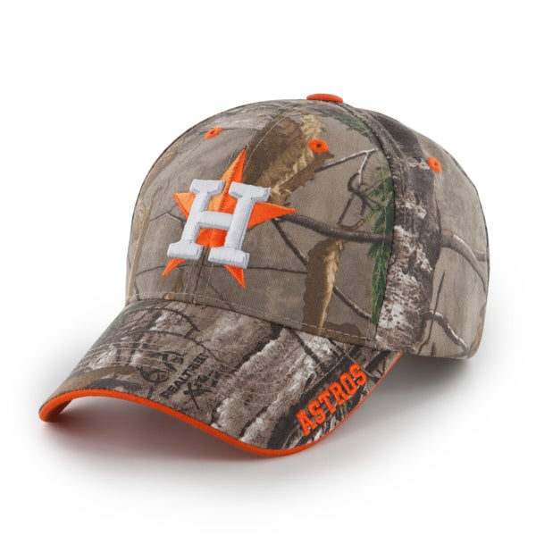 Houston Astros MLB RealTree Cap