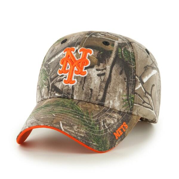 New York Mets MLB RealTree Cap