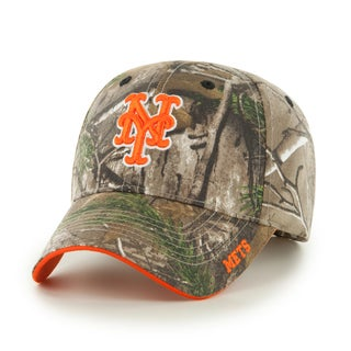 New York Mets MLB RealTree Cap