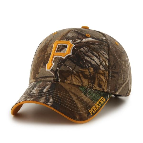 Pittsburgh Pirates MLB RealTree Cap