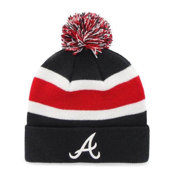 Atlanta Braves MLB Knit Beanie