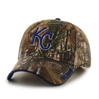 Kansas City Royals MLB RealTree Cap