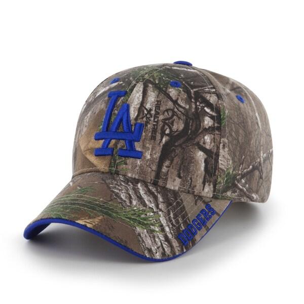 Los Angeles Dodgers MLB Realtree Frost Cap