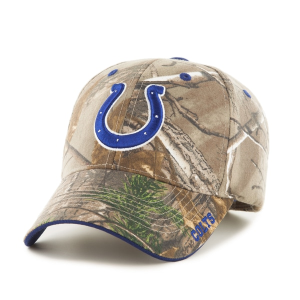 Indianapolis Colts NFL RealTree Cap