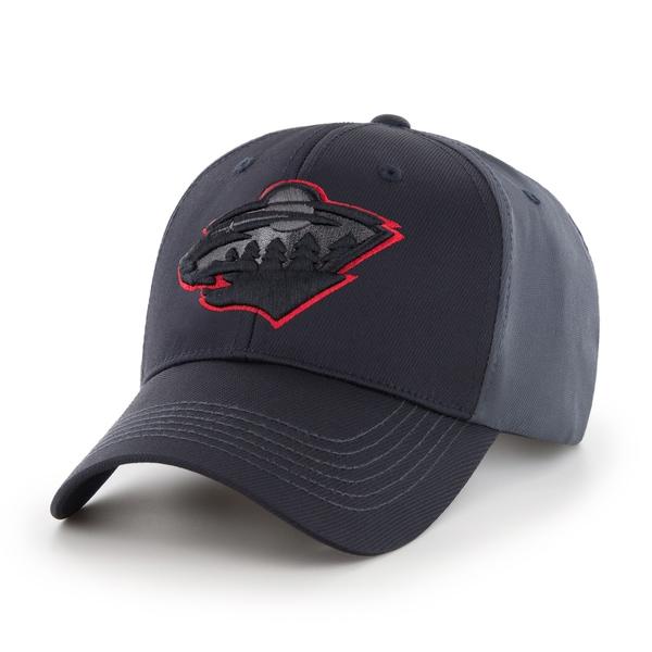 Minnesota Wild NHL Blackball Cap