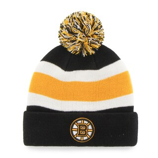 Boston Bruins NHL Knit Beanie