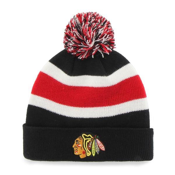 Chicago Blackhawks NHL Knit Beanie