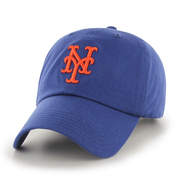 New York Mets MLB Clean Up Cap