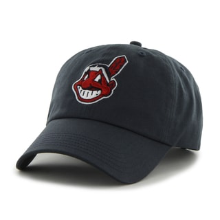 Cleveland Indians MLB Clean Up Cap