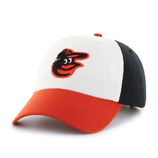 Baltimore Orioles MLB Clean Up Cap