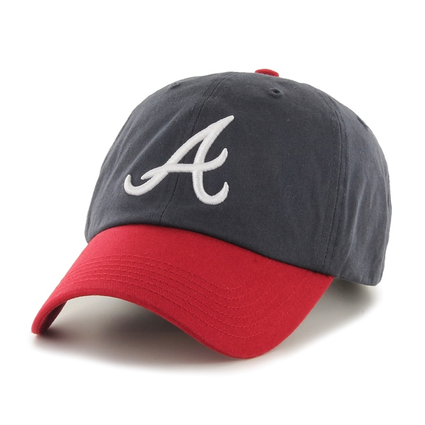 Atlanta Braves MLB Clean Up Cap