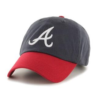 Atlanta Braves MLB Clean Up Cap