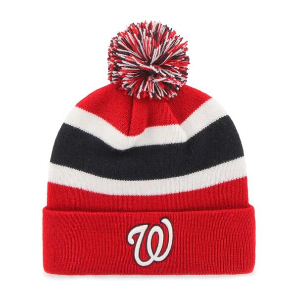 Washington Nationals MLB Knit Beanie