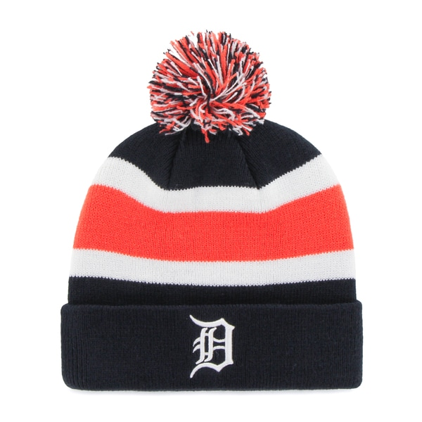 Detroit Tigers MLB Knit Beanie