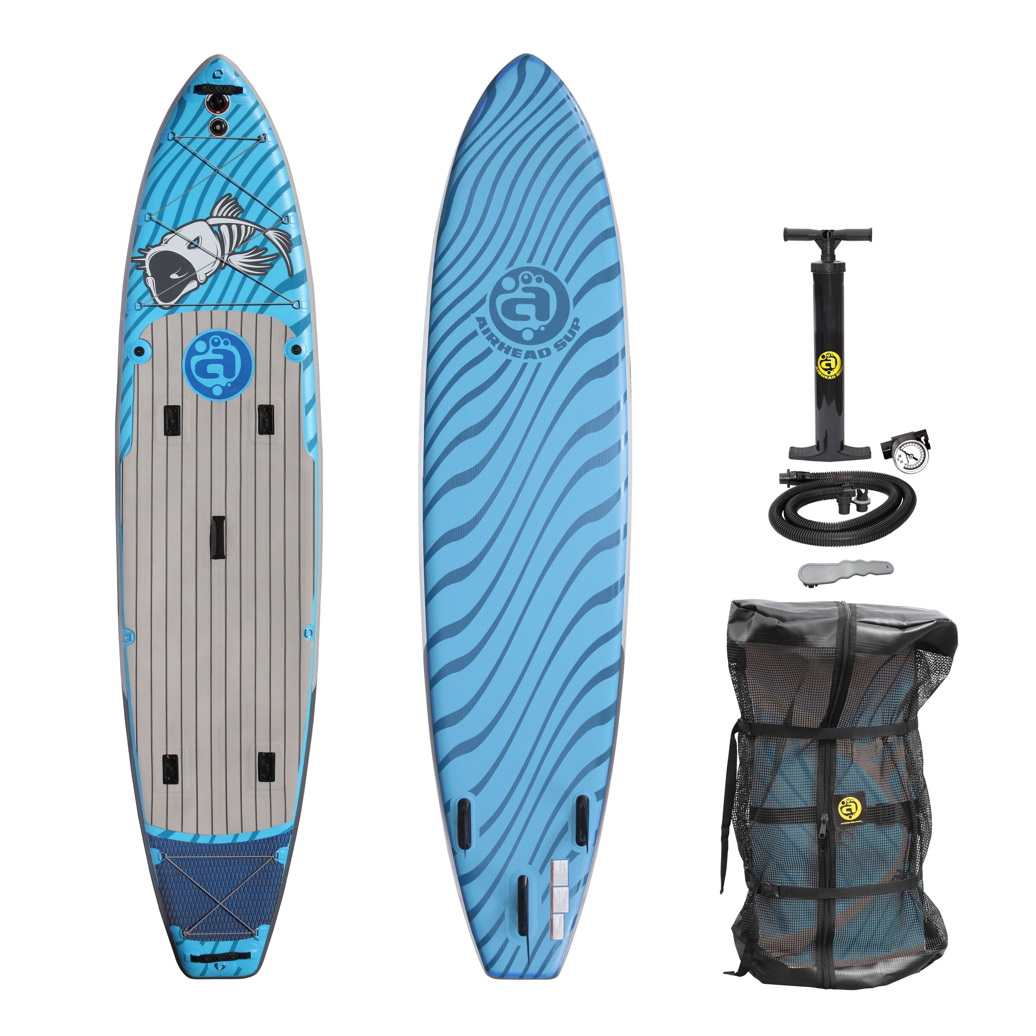 Airhead Bonefish 1132 Blue and Grey Stand-up Paddleboard ...