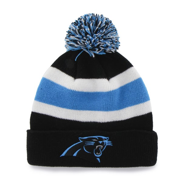 6cb5805a235f8e Shop Carolina Panthers NFL Breakaway Beanie with Pom - Free Shipping ...