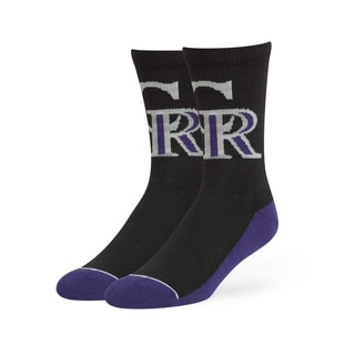 Colorado Rockies MLB Arena Crew Socks