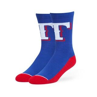 Texas Rangers MLB Arena Crew Socks