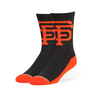 San Francisco Giants MLB Arena Crew Socks
