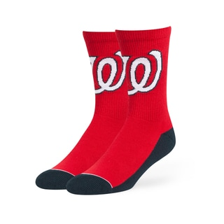 Washington Nationals MLB Arena Crew Socks