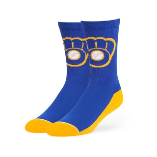 Milwaukee Brewers MLB Arena Crew Socks