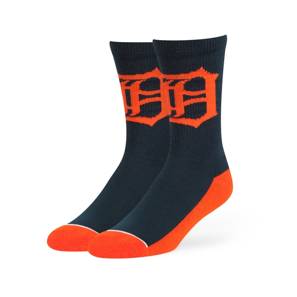 Detroit Tigers MLB Arena Crew Socks
