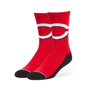 Cincinnati Reds MLB Arena Crew Socks
