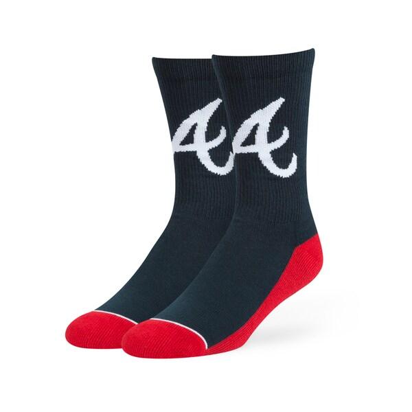 Atlanta Braves MLB Arena Crew Socks