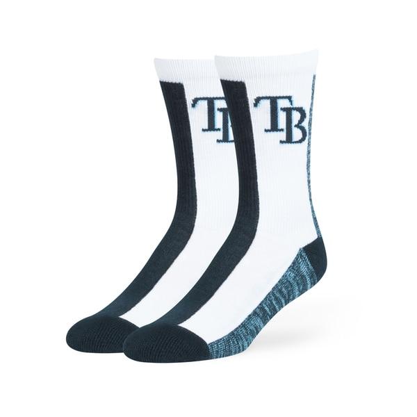 Tampa Bay Rays MLB Everett Crew Socks