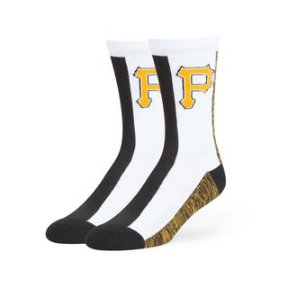Pittsburgh Pirates MLB Everett Crew Socks