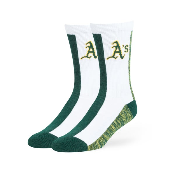 Oakland Athletics MLB Everett Crew Socks