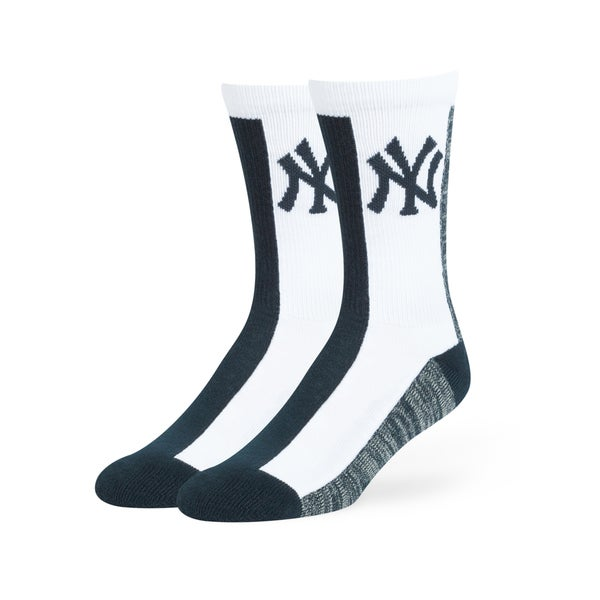 New York Yankees MLB Everett Crew Socks