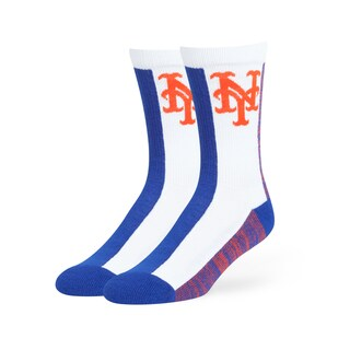 New York Mets MLB Everett Crew Socks