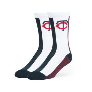 Minnesota Twins MLB Everett Crew Socks