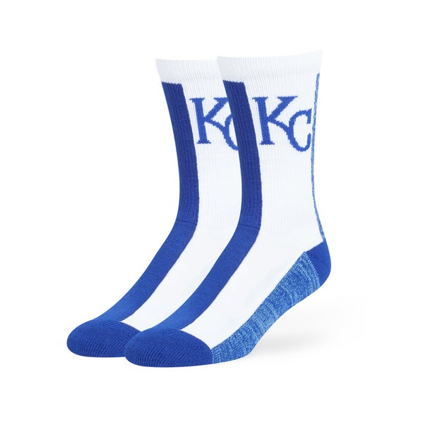Kansas City Royals MLB Everett Crew Socks