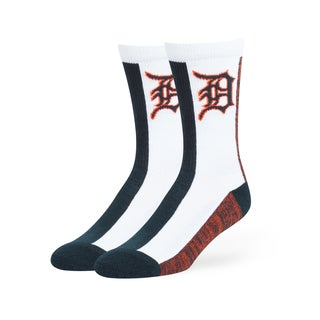 Detroit Tigers MLB Everett Crew Socks