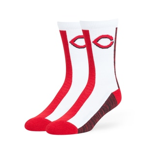 Cincinnati Reds MLB Everett Crew Socks