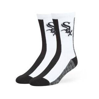 Chicago White Sox MLB Everett Crew Socks
