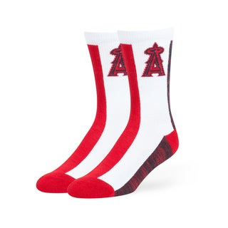 Los Angeles Angels MLB Everett Crew Socks