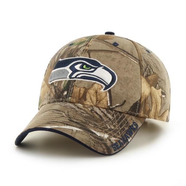 Shop Seattle Seahawks NFL RealTree Cap - Free Shipping On Orders ... 3168257bbee1