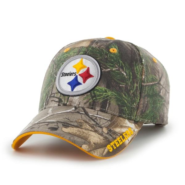 Pittsburgh Steelers NFL RealTree Cap