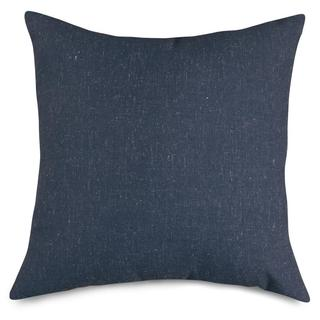 Wales Collection 24 x 24-inch Extra Large Pillow in Navy (As Is Item)