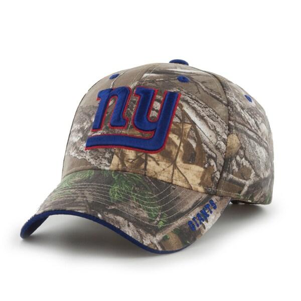 New York Giants NFL RealTree Cap