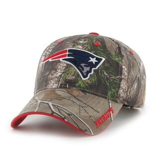 New England Patriots NFL RealTree Cap